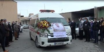 سقزدومین شهید راه سلامت را تقدیم کرد