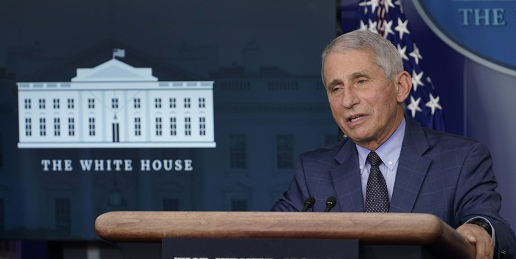 فائوچی: فقدان حقیقت و صداقت باعث از دست رفتن جان آمریکاییها شد