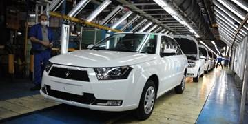 تکمیل و تجاری سازی ۴۷۹۶ دستگاه خودرو در یک روز