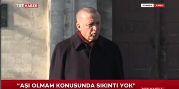 اردوغان: امیدوارم فرانسه به زودی از شر ماکرون خلاص شود