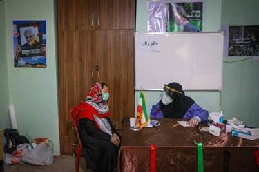 ویزیت و معاینه خانم ها توسط پزشک تخصصی زنان