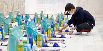 اجرای ۳۲ مرحله کمکرسانی توسط یک مسجد/ شب یلدایی که شیرین خواهد شد