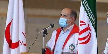 اجرای طرح ناظرین سلامت توسط 127 تیم هلال احمر در چهارمحال و بختیاری
