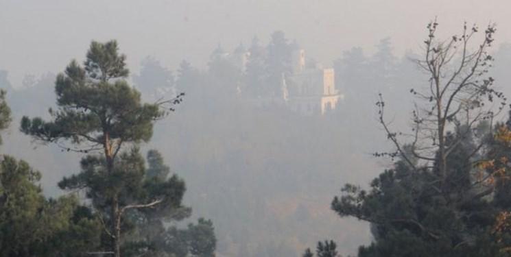تداوم آلودگی هوای تهران/ افزایش ذرات معلق همزمان با با جولان کرونا