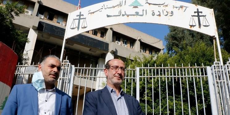 انفجار بندر بیروت  حزبالله از اتهامزنندگان به این جنبش شکایت کرد