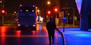 منع تردد شبانه خودروها در شهرهای آبی کرمانشاه در حال اجراست
