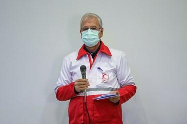 سخنرانی  علی ربیعی سخنگوی دولت در مراسم  روز جهانی داوطلب محله هرندی