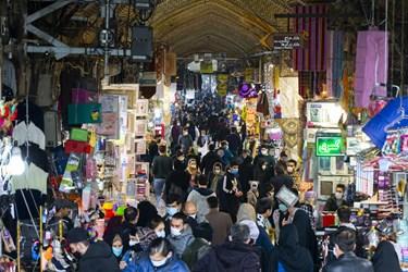بازار تهران پس از دو هفته قرنطینه