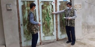 غربالگری ۱۰۲ هزار نفری طرح شهید سلیمانی در پارسآباد