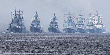 حضور چشمگیر ناوگان دریایی روسیه نزدیک آبهای منطقهای انگلیس