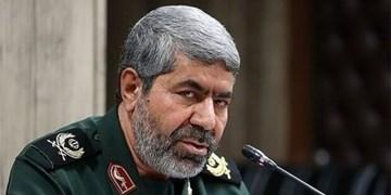 سردار شریف: صهیونیستها وقتی شکستهای بزرگی میخورند، حماقتهای بزرگ میکنند
