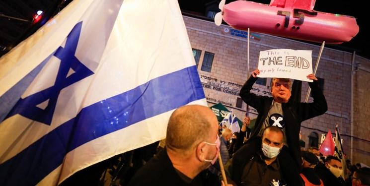 کشتهشدن یکی از شرکتکنندگان در تظاهرات ضد نتانیاهو