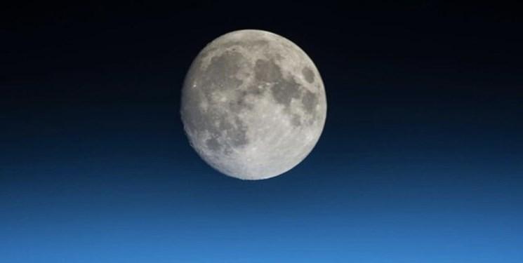 منظرهای شگفت انگیز از ماه کامل از زاویه دید ایستگاه فضایی بینالمللی