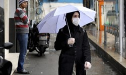 باران در راه کرمانشاه/ دمای روزانه به آرامی افزایش مییابد