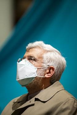 سعید جلیلی عضو مجمع تشخیص مصلحت نظام  در آیین بزرگداشت روز دانشجو در دانشگاه تهران