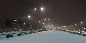 تداوم یخبندان شبانه در اردبیل