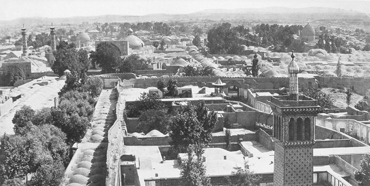 شاهی که میخواست طهران را شبیه پاریس کند/ نمایی از دروازه دولت در سالهای دور