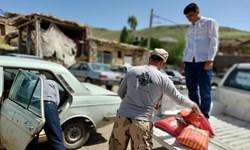 جوانانی که برای محرومان زنجانی خانه میسازند/ساخت 3 خانه و تعمیر اساسی 8 واحد مسکونی و مدرسه