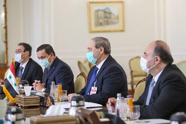 فیصل المقداد وزیر امور خارجه جدید سوریه