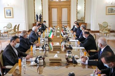 دور نخست دیدار وزرای خارجه ایران و سوریه
