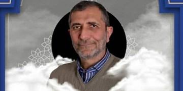 آیین چهلمین روز درگذشت مرحوم علی اصغر زارعی  | رئیس بسیج اساتید: کشور به رجال صادق نیاز دارد