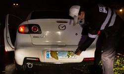 طرح برخورد پلیس راهور با خودروهای پلاک مخدوش