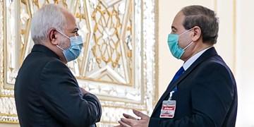 گفتوگوی تلفنی ظریف و فیصل المقداد/ تأکید بر مشروعیت برگزاری انتخابات ریاست جمهوری سوریه