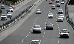 کاهش 31 درصدی تردد در محورهای مواصلاتی استان ایلام