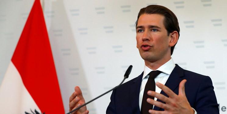 صدر اعظم اتریش کنارهگیری کرد