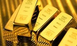 کاهش 20 دلاری قیمت طلا در بازار جهانی