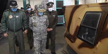بازدید سرزده سرلشکر موسوی از هوانیروز ارتش
