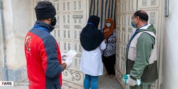 از توزیع بستههای معیشتی تا کاهش آمار کروناییها در طرح شهید سلیمانی