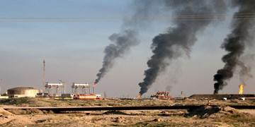 انفجار 2 بمب در میدان نفتی «خباز» در شمال عراق