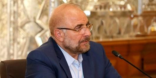 دیدار قالیباف با علما و روحانیون صمیمانه بود/ حاضرین از صحبتهای رییس مجلس قانع شدند