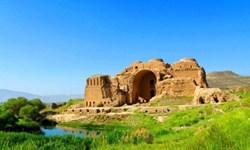 بارش باران در فیروزآباد آسیبی به آثار تاریخی نرساند
