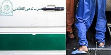 شلیک پلیس در تهرانسر/ سارقان حرفهای منزل زمینگیر شدند