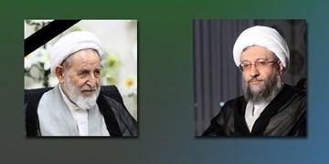 آملی لاریجانی: فقدان آیتالله یزدی ضایعهای برای جمهوری اسلامی و حوزههای علمیه است
