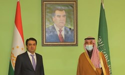 رایزنی مقامات ورزشی تاجیکستان و عربستان در «دوشنبه»