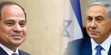 شرط رئیس جمهور مصر برای سفر نتانیاهو به قاهره