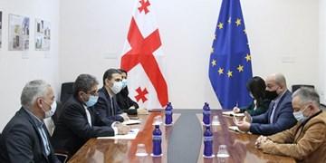 دیدار سفیر ایران با معاون وزیر خارجه گرجستان/ تأکید بر گسترش همکاریهای دوجانبه