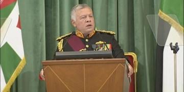 شاه اردن: هیچ گونه خدشهای به وضعیت تاریخی قدس را نمیپذیریم