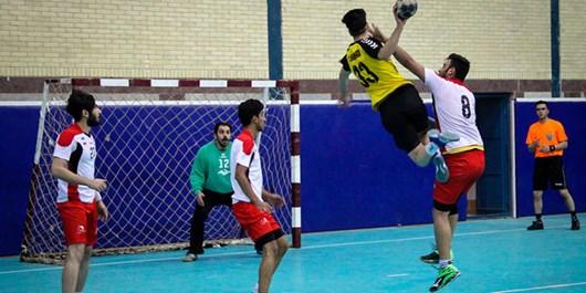 پیروزی نمایندگان فارس درگام نخست لیگ دسته یک هندبال کشور