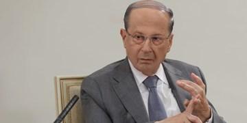 دفتر ریاست جمهوری لبنان: الحریری در تشکیل کابینه خلاف قانون اساسی پیش میرود