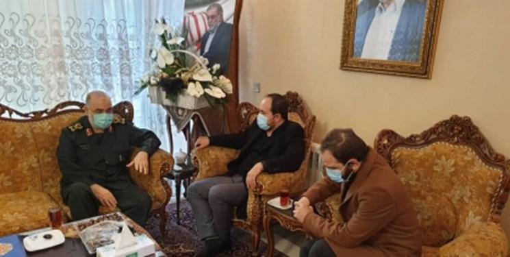 سرلشکر سلامی: رژیم صهیونیستی و اذنابش قطعاً تاوان ترور فخریزاده را خواهند داد