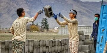 کمک یک میلیارد تومانی گروههای جهادی به مددجویان اردبیلی