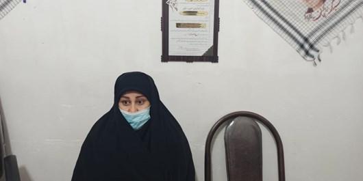 بسیجیان چرامی گل کاشتند/ آشنایی با موفقترین رده بسیج خواهران استان