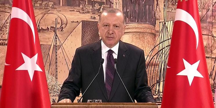 اردوغان: از ناتو انتظار حمایت داشتیم  نه اعمال تحریم