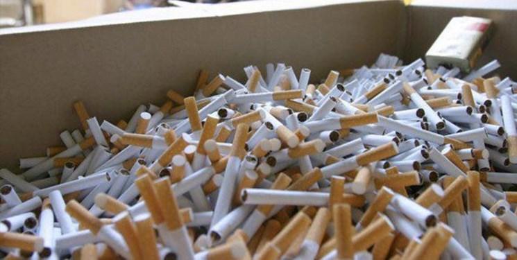 شناسایی انبار دپو ۳ میلیون نخ سیگار قاچاق در البرز