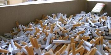کشف ۴۰۰ هزار نخ سیگار قاچاق در تعقیب و گریز پلیسی