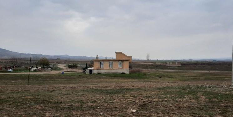 روستای ۲۷ خانواری اژدربیگلو اصلاندوز در انتظار گازرسانی